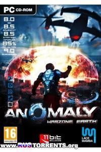 Anomaly: Warzone Earth | PC | Лицензия
