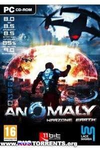 Anomaly: Warzone Earth | PC | Лицензия