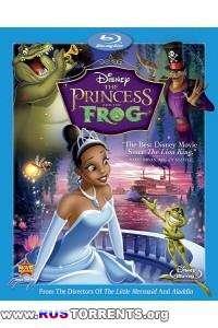 Принцесса и лягушка | BDRip 1080p