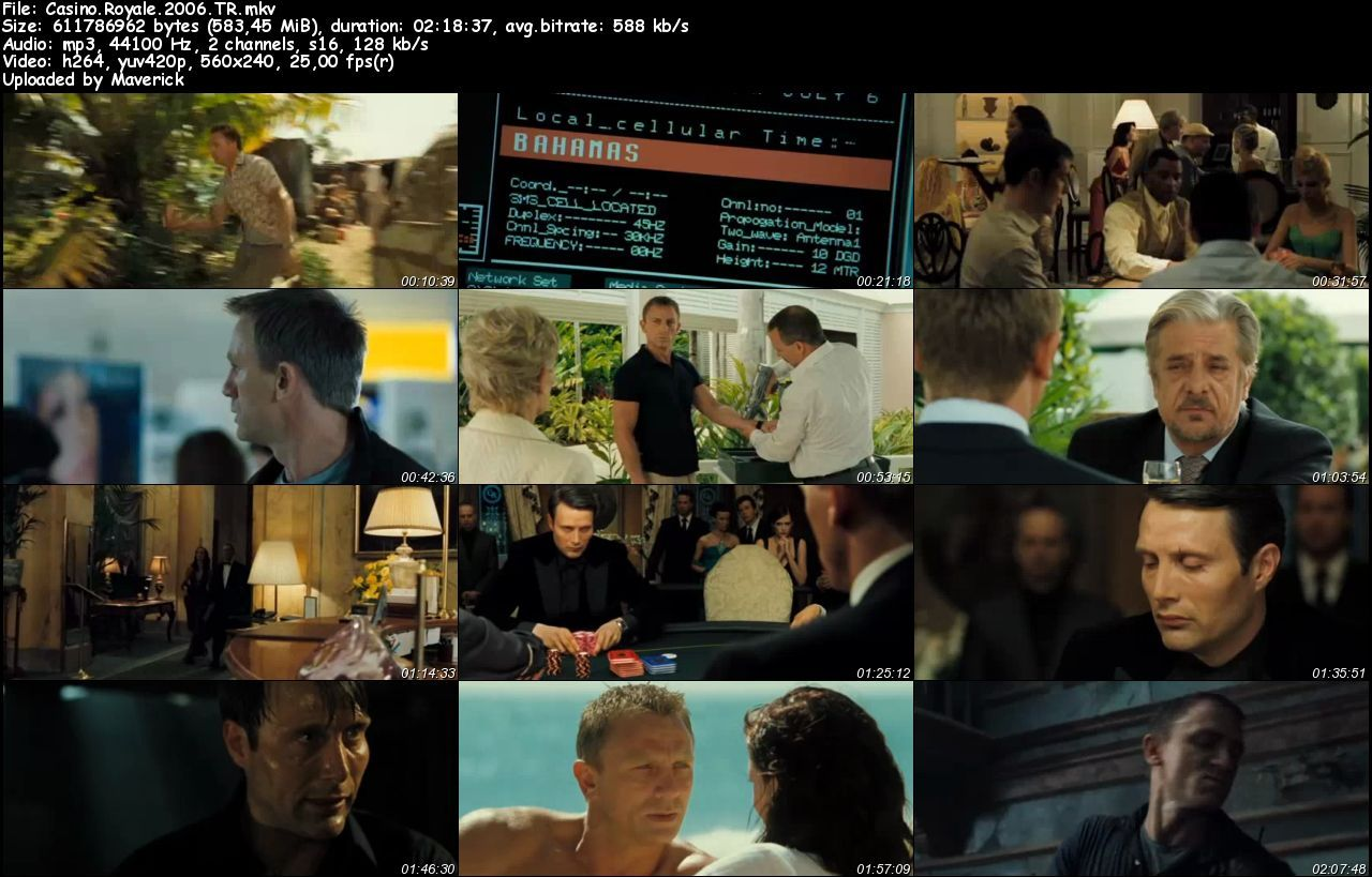 Oo7 casino royale full movie in hindi dimensioning slots on drawings