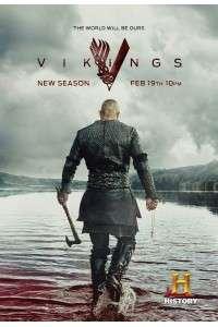 Викинги [03 сезон: 01-10 серии из 10] | WEB-DL 1080p | NewStudio