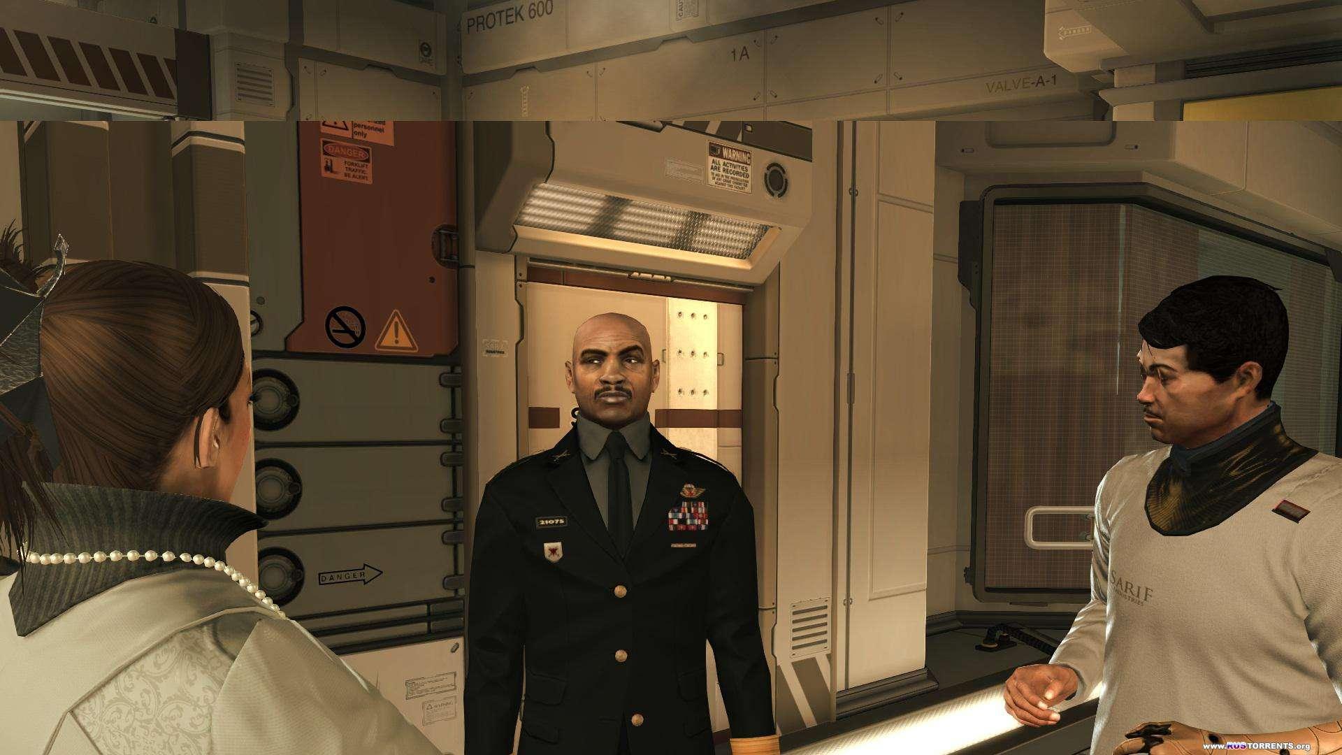Deus Ex: Human Revolution   RePack