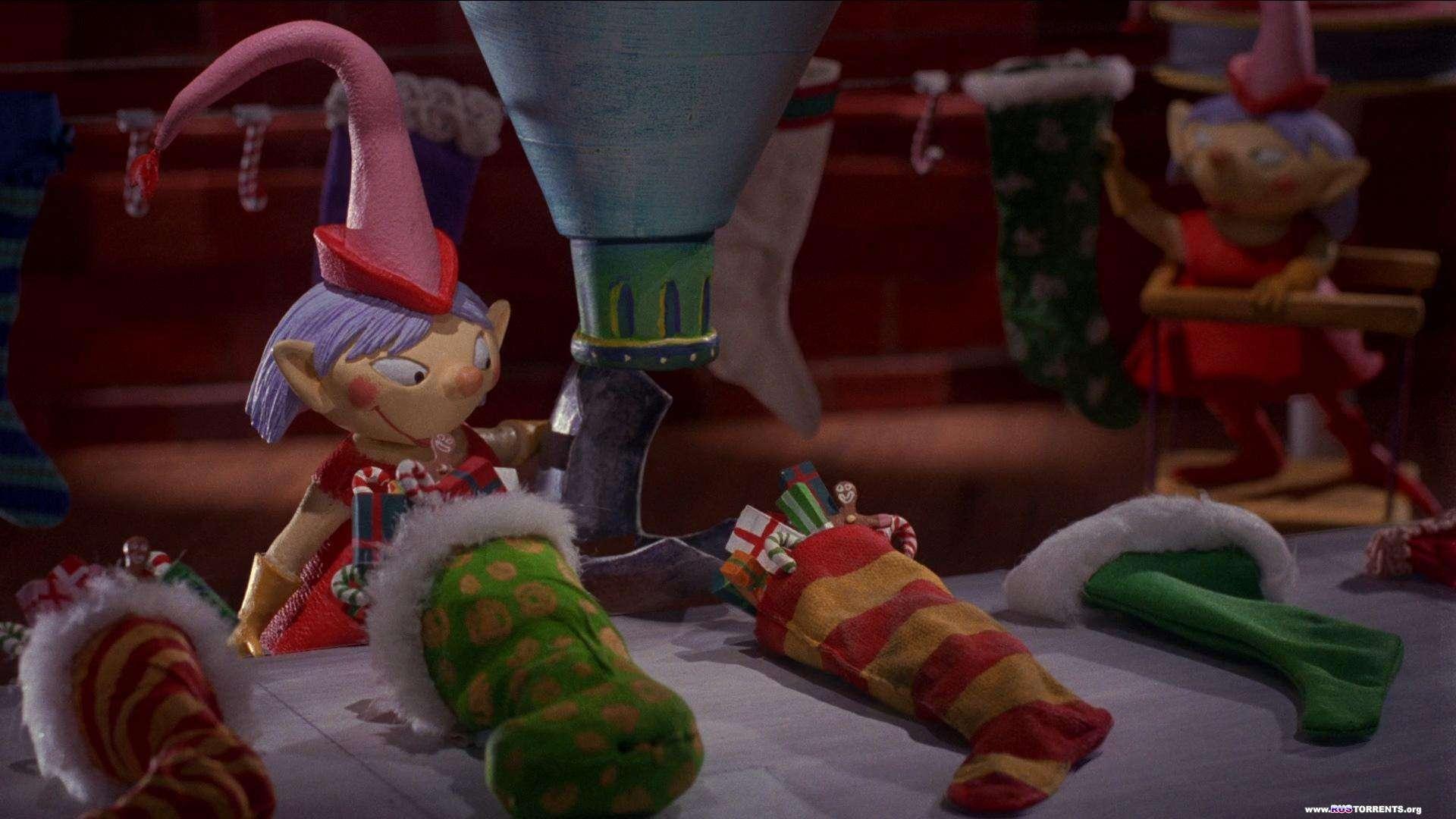 Кошмар перед Рождеством | BDRip 1080p
