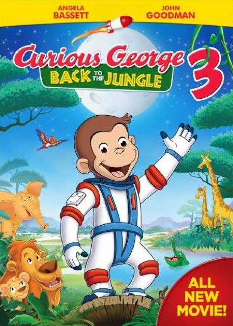 Curious George 3 Back to the Jungle (2015) atsisiusti