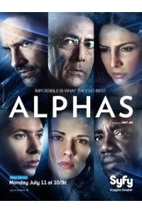 Люди Альфа [S01-02] | WEB-DLRip | LostFilm