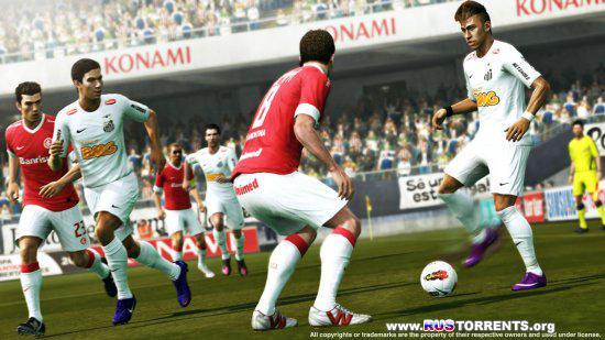 Pro Evolution Soccer 2013 (2012) PC | Лицензия