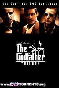 Крестный отец: Трилогия   BDRip 1080p