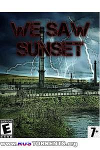 We Saw Sunset | Лицензия