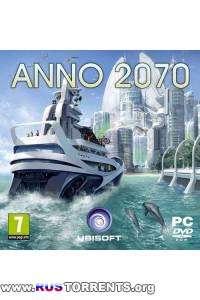 Anno 2070 Deluxe Edition [v1.01] [L] (2011) RUS
