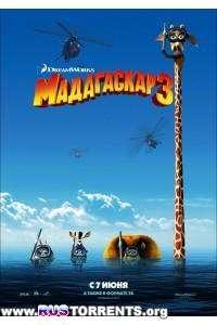 Мадагаскар 3 | BDRip 1080p