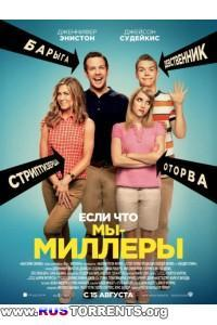 Мы - Миллеры | BDRip 720p | Theatrical Cut | iTunes
