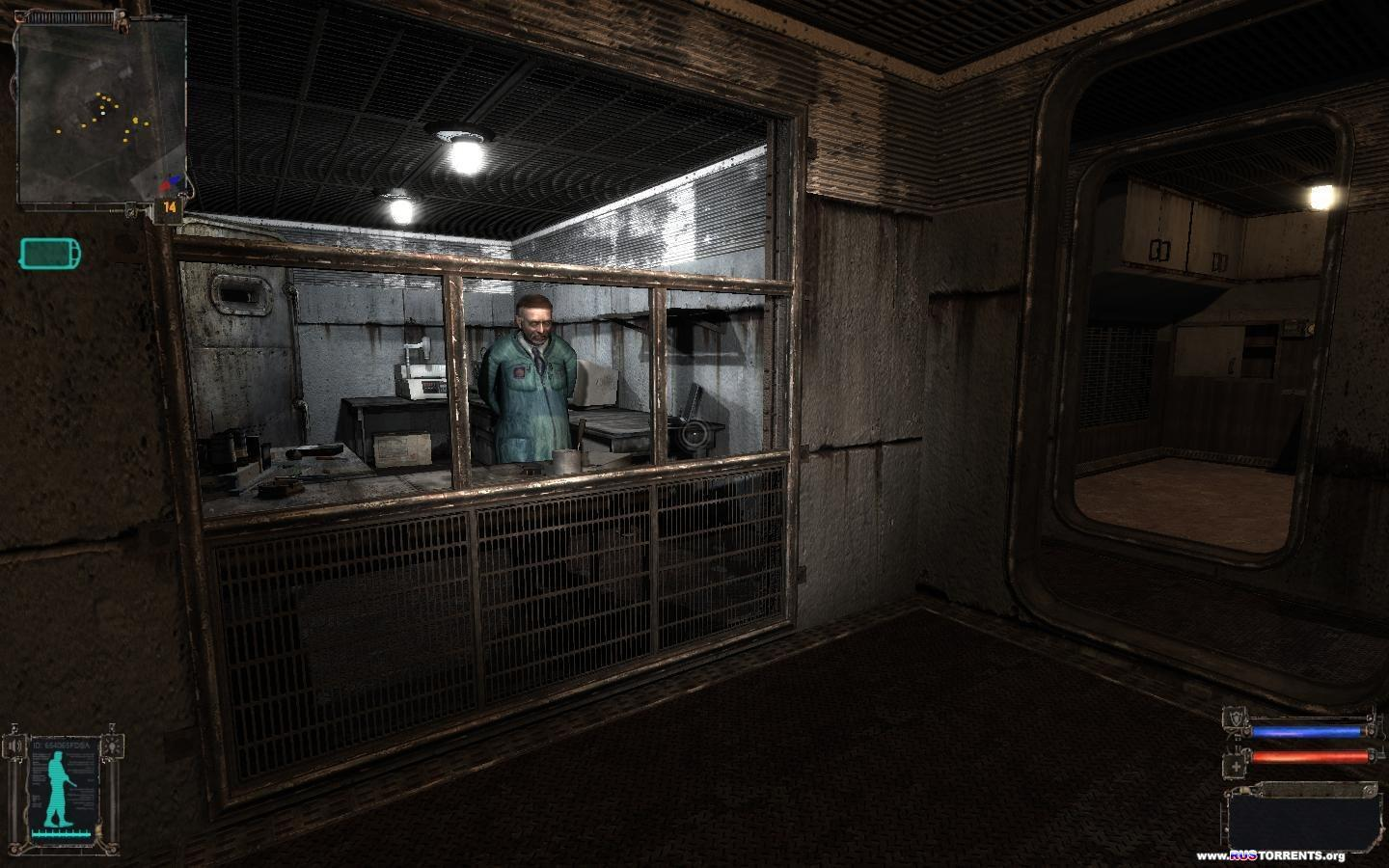 S.T.A.L.K.E.R.: Shadow of Chernobyl - Last Day | RePack от SeregA-Lus