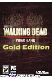 The Walking Dead. Gold Edition. Episode 1-5 + Special Episode: 400 Days [RePack] от Fenixx