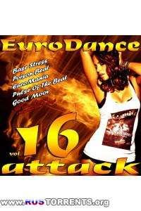 VA -  EuroDance Attack vol.15-16
