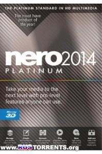 Nero 2014 Platinum 15.0.03500 Final + Content Pack (Multi/Rus)