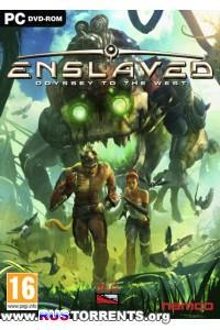 Enslaved: Odyssey to the West Premium Edition [v1.0 + 4 DLC] | PC | RePack от xatab