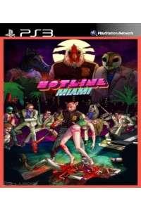 Горячая линия Майами / Hotline Miami   PS3   RePack