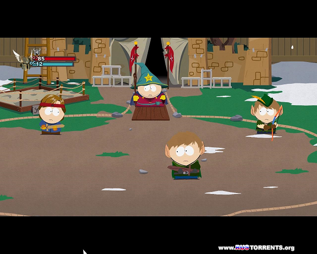 South Park: The Stick of Truth | РС | Русификатор (Демоверсия)