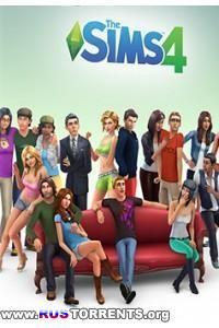 The SIMS 4: Deluxe Edition [Update 2] | PC | RePack от WestMore