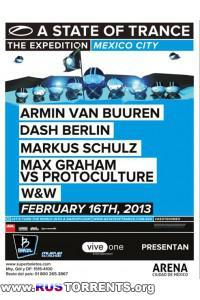 Armin van Buuren - A State of Trance 600-The Expedition world tour: Mexico city