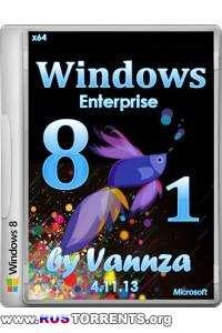 Windows 8.1 Enterprise x64 by Vannza v.4.11.13 RUS