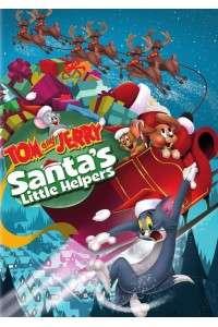Том и Джерри: Маленькие помощники Санты | DVDRip | Лицензия