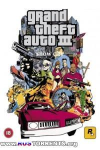 Grand Theft Auto 3: Snow 10th Year Anniversary PC Winter 2013 Special Limited Edition (2002-2013) | RePack от Alpine