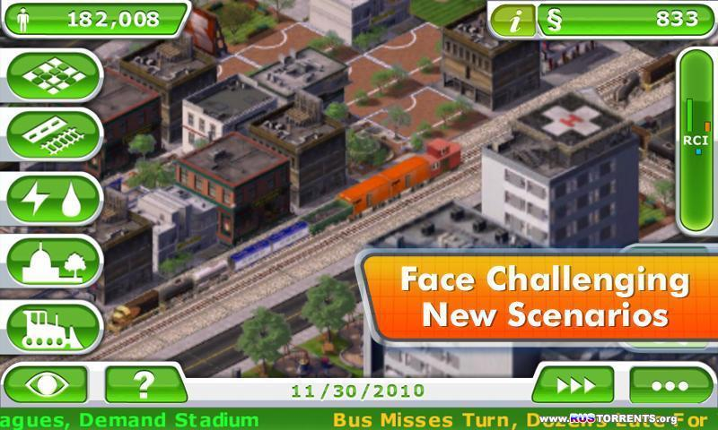 SimCity� Deluxe v 0.0.12/0.0.13 | Android