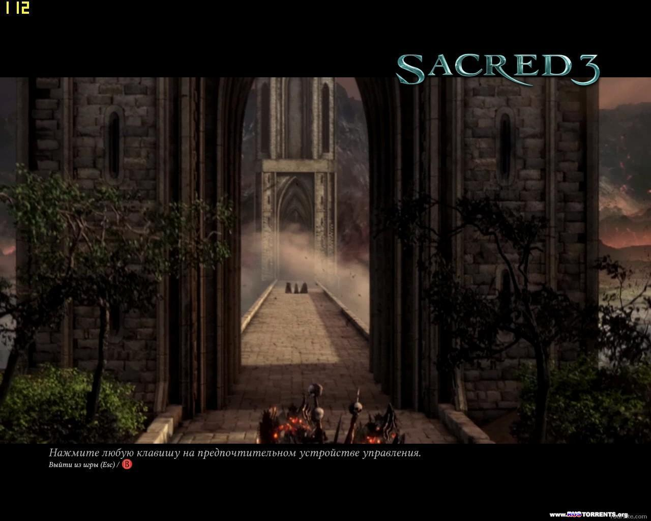 Sacred 3: The Gold Edition | PC | RePack от R.G. Freedom