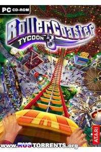 RollerCoaster Tycoon 3: Platinum | PC | RePack от R.G. Механики