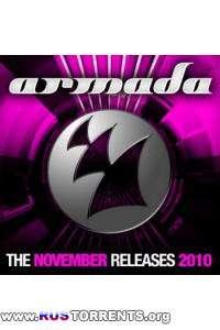 VA - Armada - November Releases