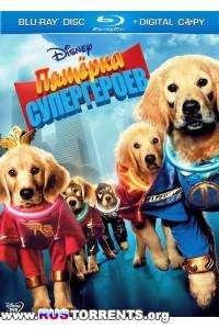 Пятерка супергероев | BDRip-AVC | Лицензия