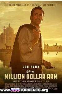 Рука на миллион | HDRip | Чистый звук