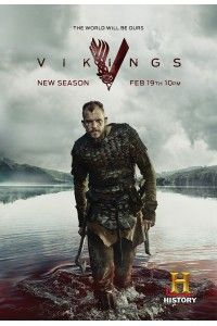 Викинги [03 сезон: 01-10 серии из 10] | WEB-DLRip | LostFilm