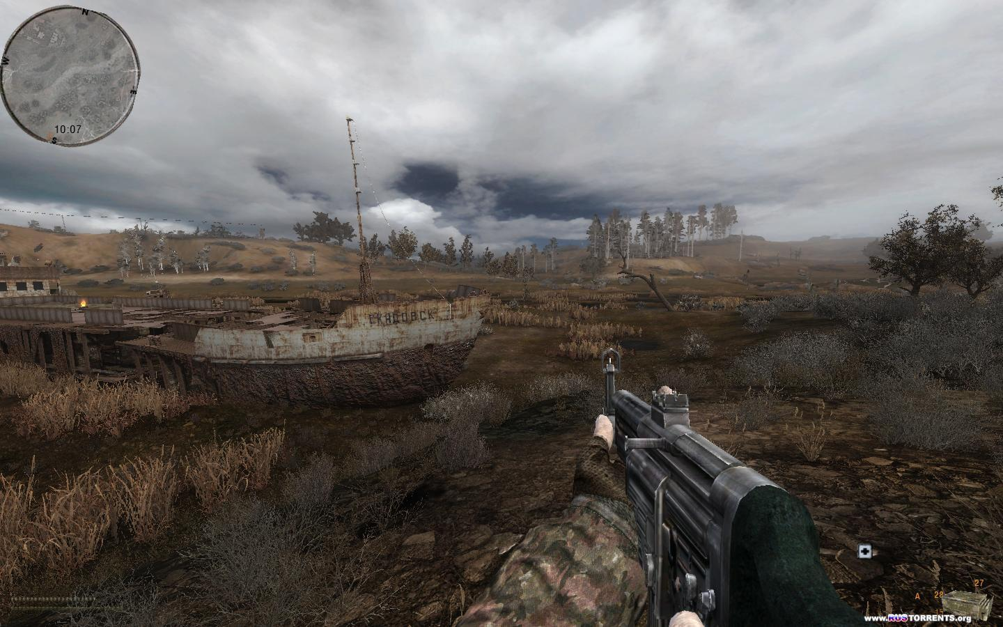 S.T.A.L.K.E.R.: Call of Pripyat - MISERY | PC | RePack by SeregA-Lus