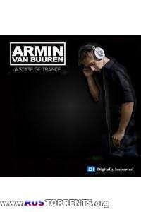 Armin van Buuren - A State Of Trance Episode 499