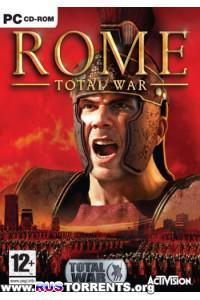 Rome Total War + патч 1,5