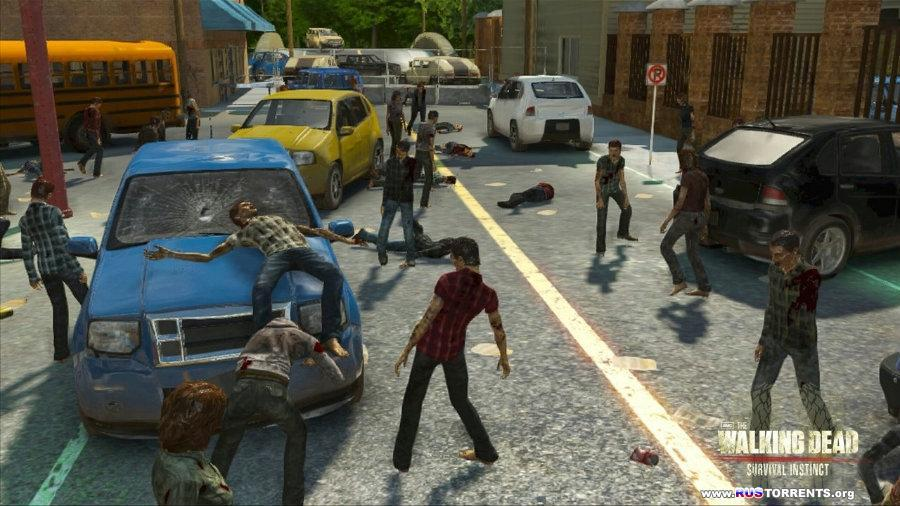 The Walking Dead: Survival Instinct | RePack �� Audioslave