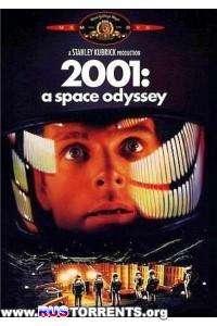2001 год: Космическая одиссея | BDRip