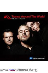 Above & Beyond - Trance Around The World 397 - guests Cosmic Gate