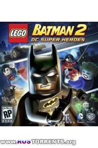 LEGO Batman 2 : DC Super Heroes | PC | RePack от Fenixx