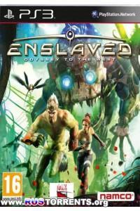 Enslaved: Odyssey to the West [v1.0 + 2 DLC] | PS3 | RePack By R.G. Inferno