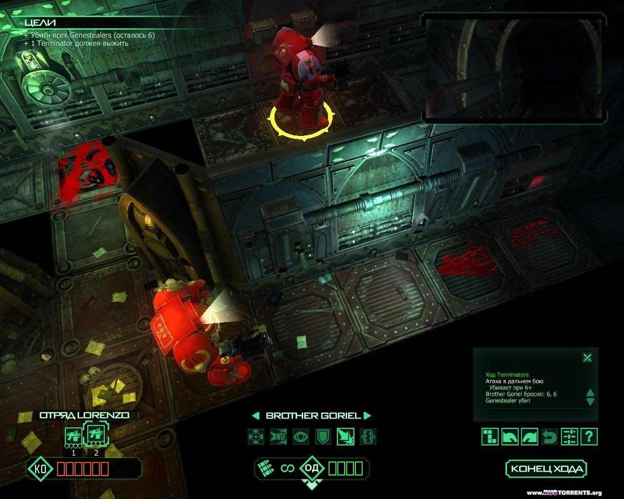 Space Hulk [v 1.3 + 5 DLC] | RePack �� R.G. Catalyst