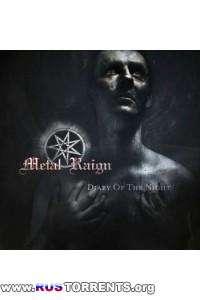 Metal Raign - Diary of the Night