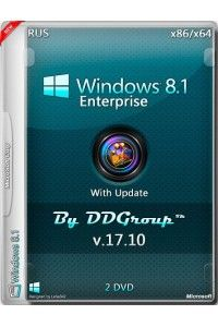 Windows 8.1 Enterprise x64/x86 With Update v.17.10 By DDGroup 17.10.2014 RUS