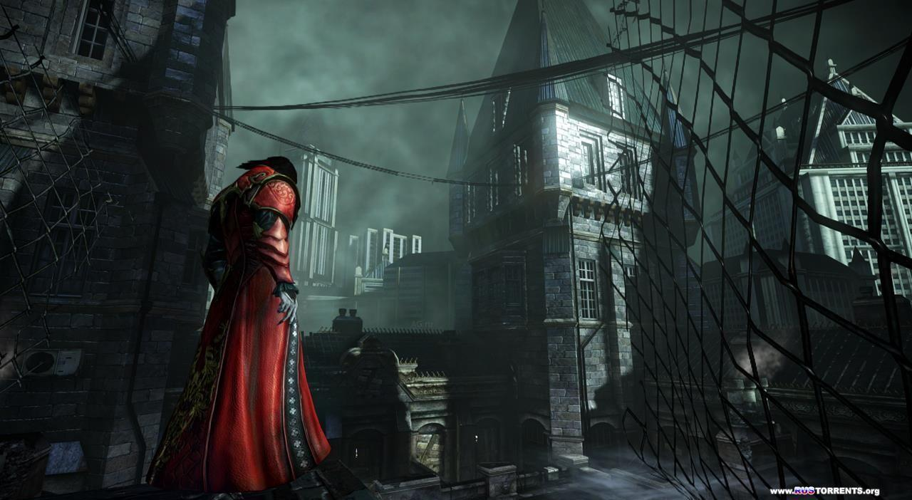 Castlevania: Lords of Shadow 2 | PC | ENG | Steam-Rip от R.G. GameWorks