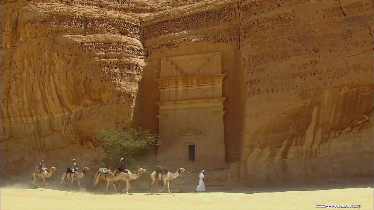 Дикая Аравия (1-3 серии из 3) | HDTV 720p