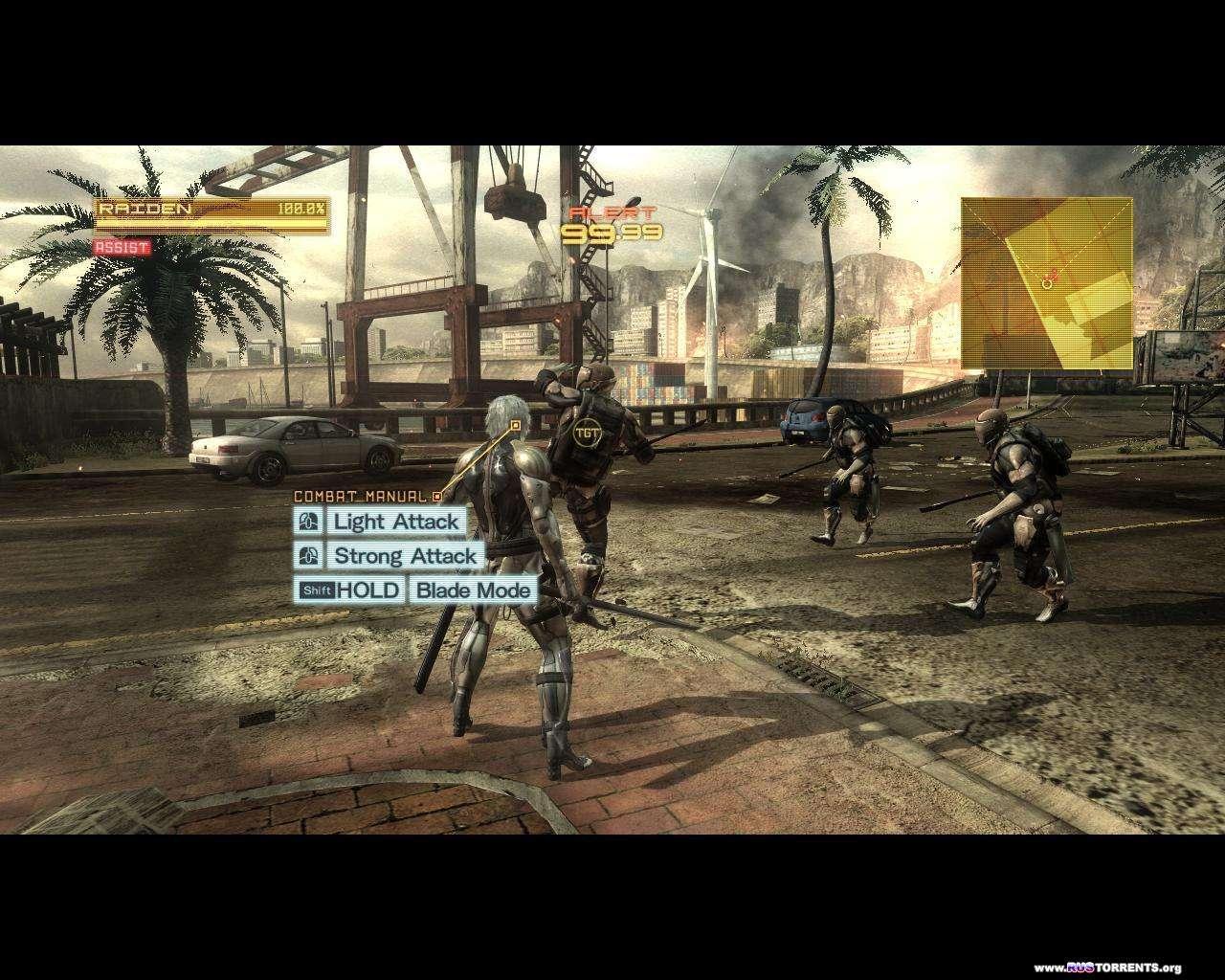 Metal Gear Rising: Revengeance | RePack от R.G. Механики