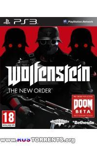 Wolfenstein: The New Order | PS3
