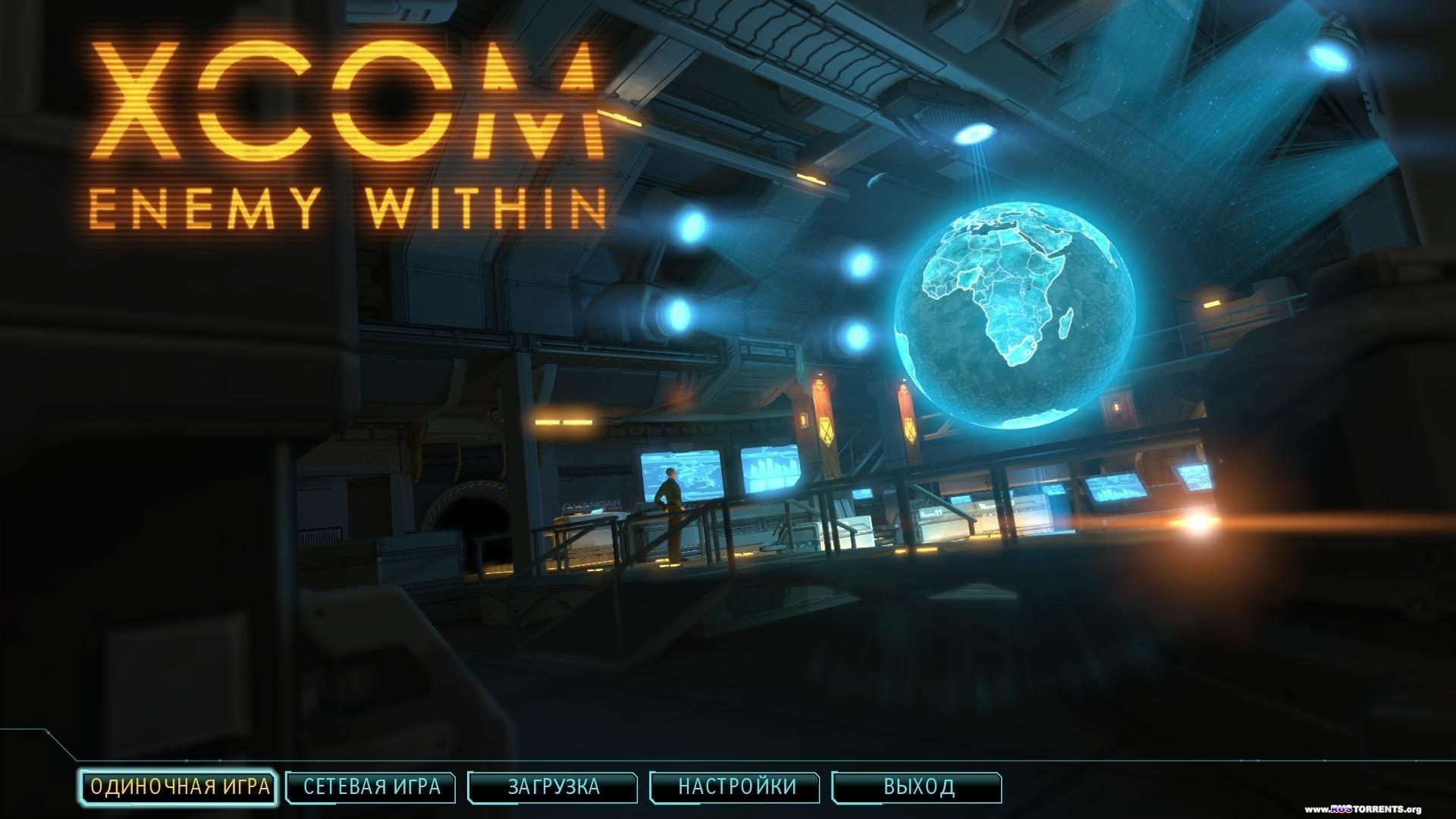 XCOM: Enemy Within (2013) PC | Repack от z10yded